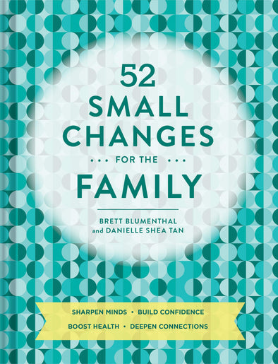52 Small Changes for the Family Book