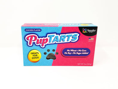 PupTarts Dog Treats, Chicken Flavor