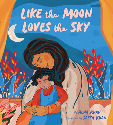 Like The Moon Loves The Sky Book