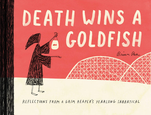 Death Wins a Goldfish Book