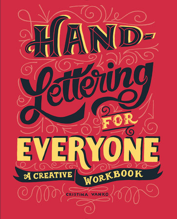 Hand-Lettering  for Everyone Book