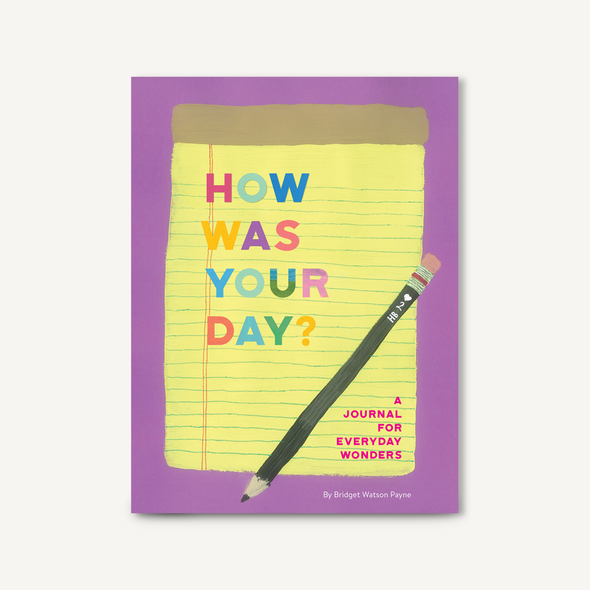How Was Your Day Journal