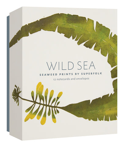 Wild Sea Notecards