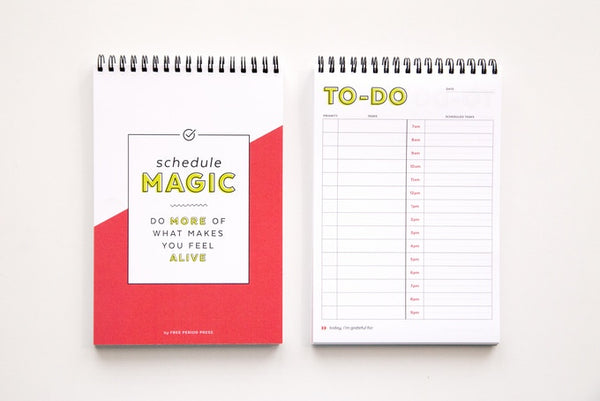Schedule Magic Planner