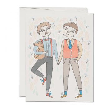 Boy Wedding Card