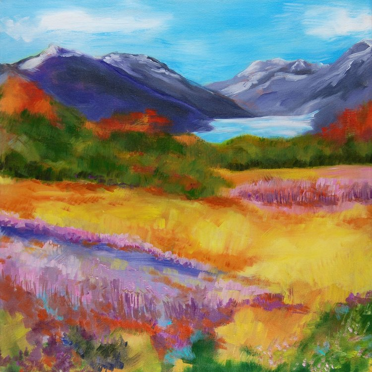 A Perfect Summer Day Giclee Print