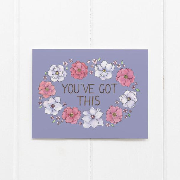 You've Got This Card