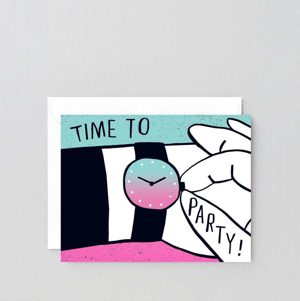 Time to Party! Card