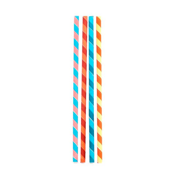 Paper Straws Pack of 144