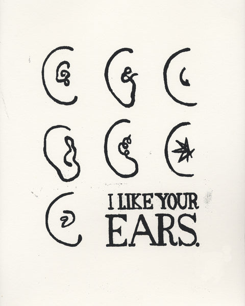 I Like Your Ears