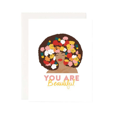 You Are Beautiful Card