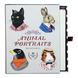 Berkley Bestiary Animal Portrait Boxed Set