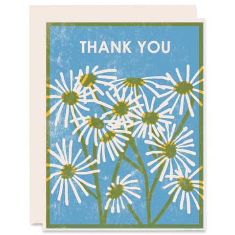 Thank You Daisies Card