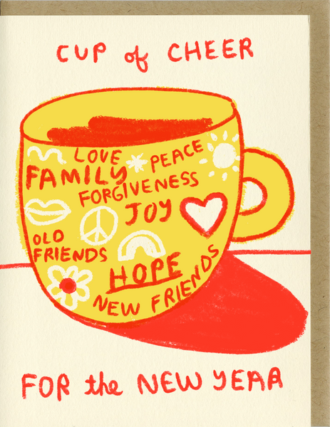Cup of Cheer Card