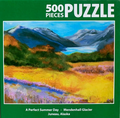 A Perfect Summer Day Puzzle