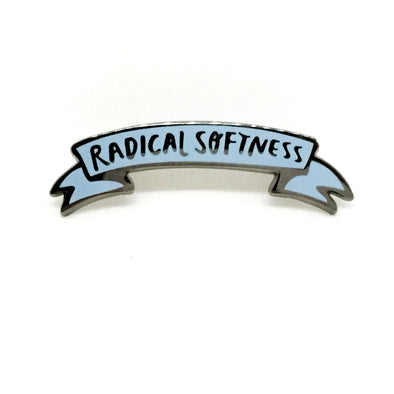 Radical Softness Pin