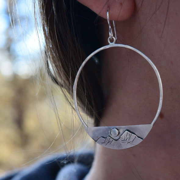 Alpenglow Signature Earrings V