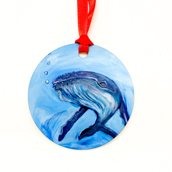 Alaskan Animal Ornament