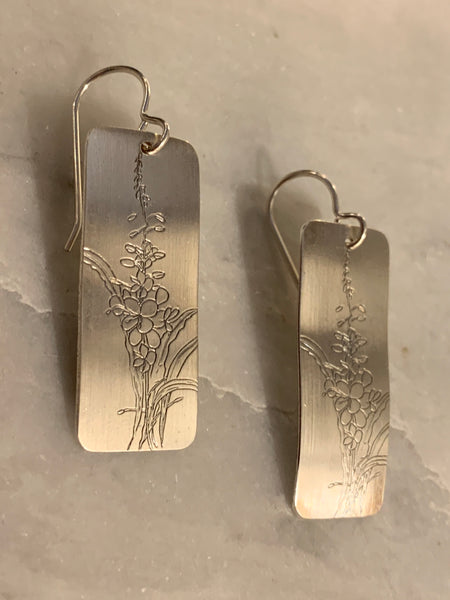 Fireweed Earrings