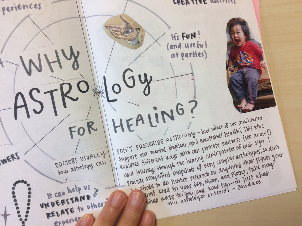 Zine: Astrology and Wellness for Radicals