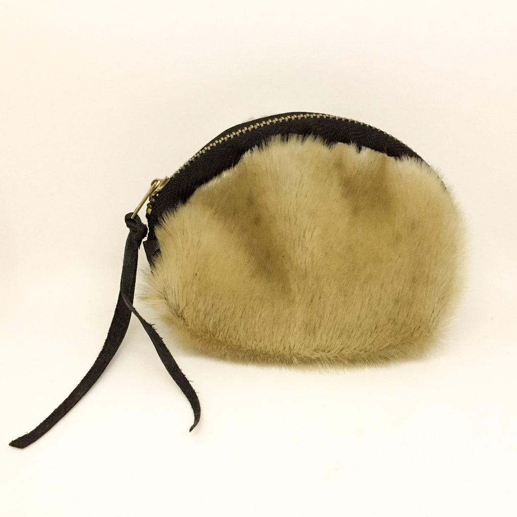 Sealskin Coin Purse