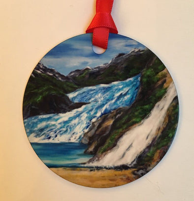 Nugget Falls Ornament