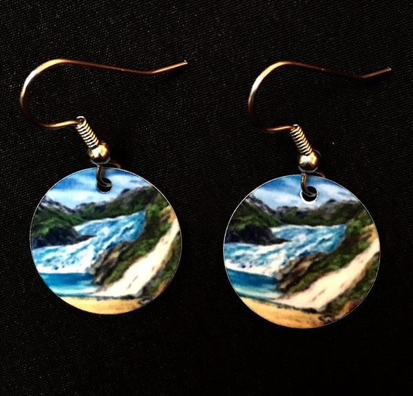 Nugget Falls Earrings