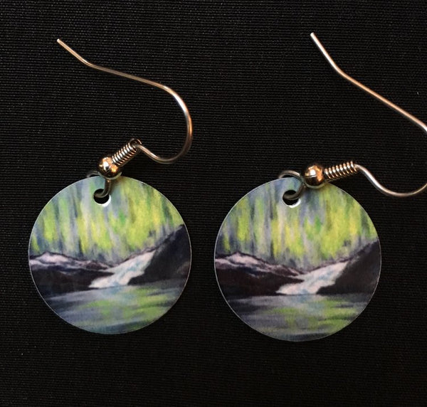 Northern Lights Earrings