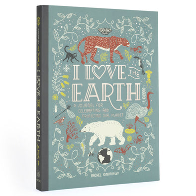 I Love The Earth Journal