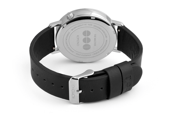 Walther Watch: Retrograde White