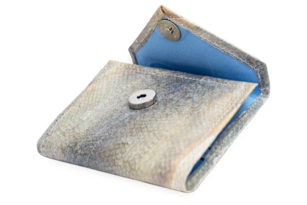 Ladies Trifold Salmon Wallet