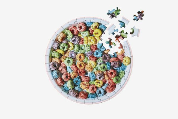 Cereal Little Puzzle Thing