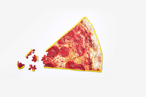Pizza Slice Food Little Puzzle Thing
