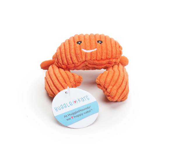 Water Creatures Crab Cat Toy
