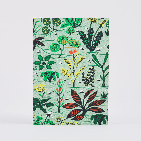 Weeds Notebook