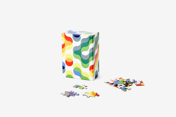 Arc Pattern Puzzle Small