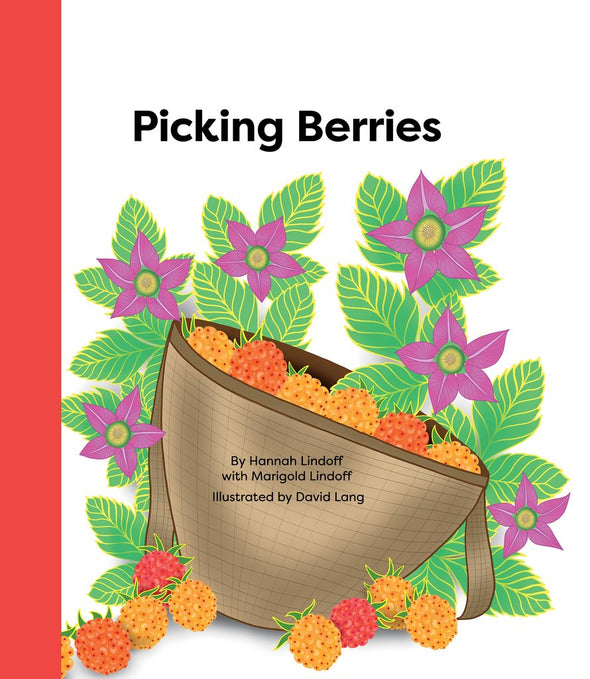 Picking Berries Book