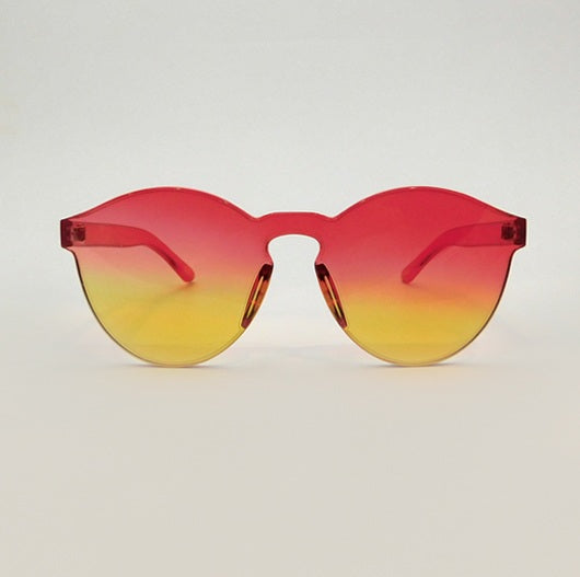 Flame Gradient Sunglasses