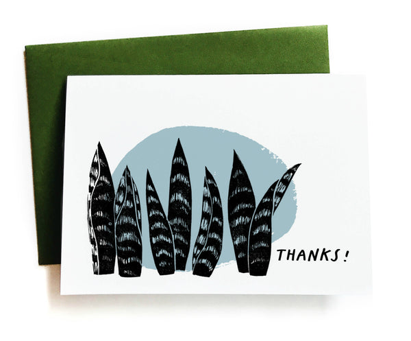 Thanks! Card