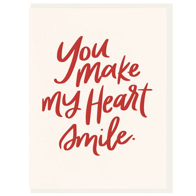 Heart Smile Card