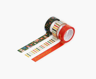 Nutcracker Holiday Tape Set