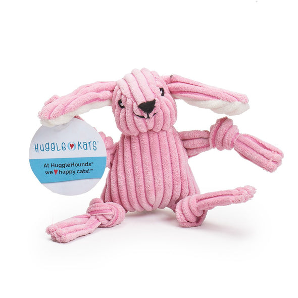 Woodland Creatures Bunny Cat Toy