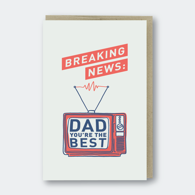 Breaking News Dad