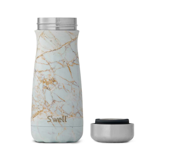 S'well 16 oz Traveler - Calcutta Gold