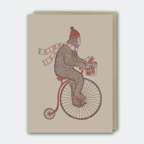 Sasquatch Bike Holiday Kraft