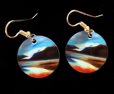 Fall Glacier Earrings
