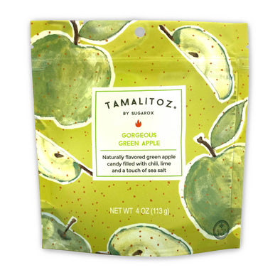 Gorgeous Green Apple Tamalitoz Candy
