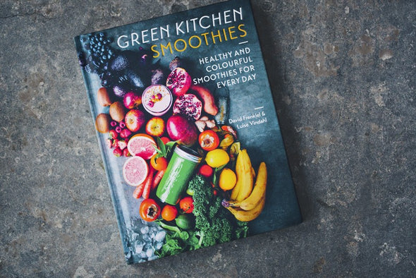 Green Kitchen Smoothies Recipe Book