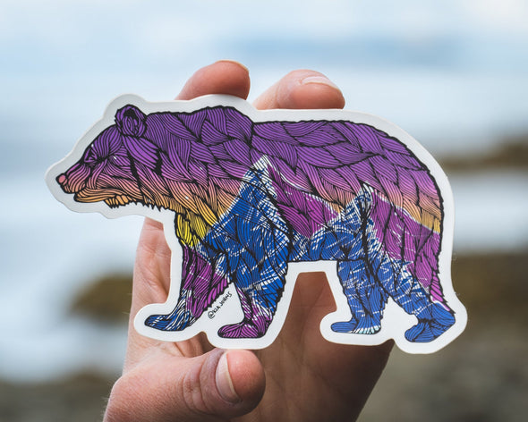 The Great Bear Sticker