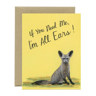 All Ears Card